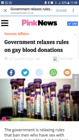 blood current affairs